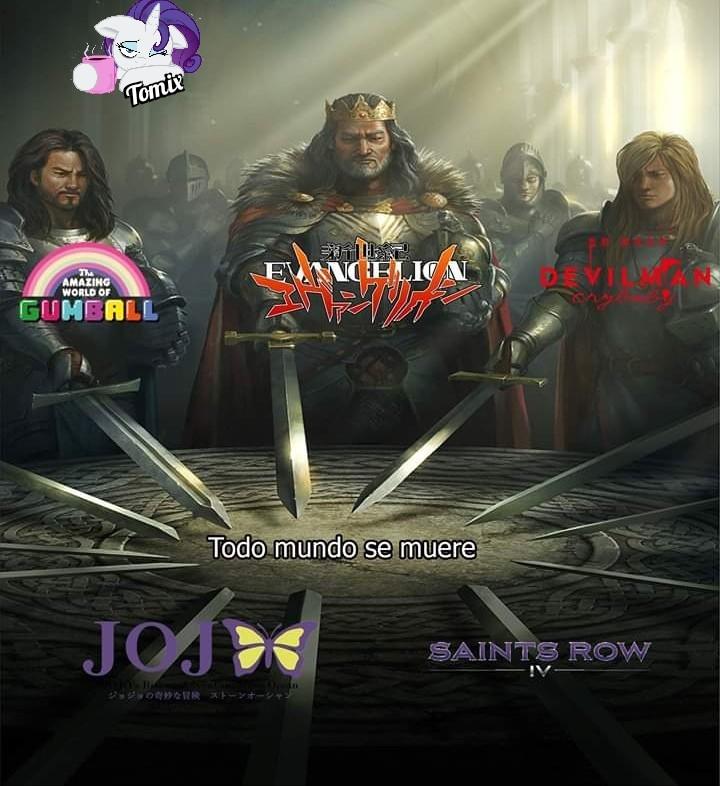 Aun tengo el saints row 4 - meme