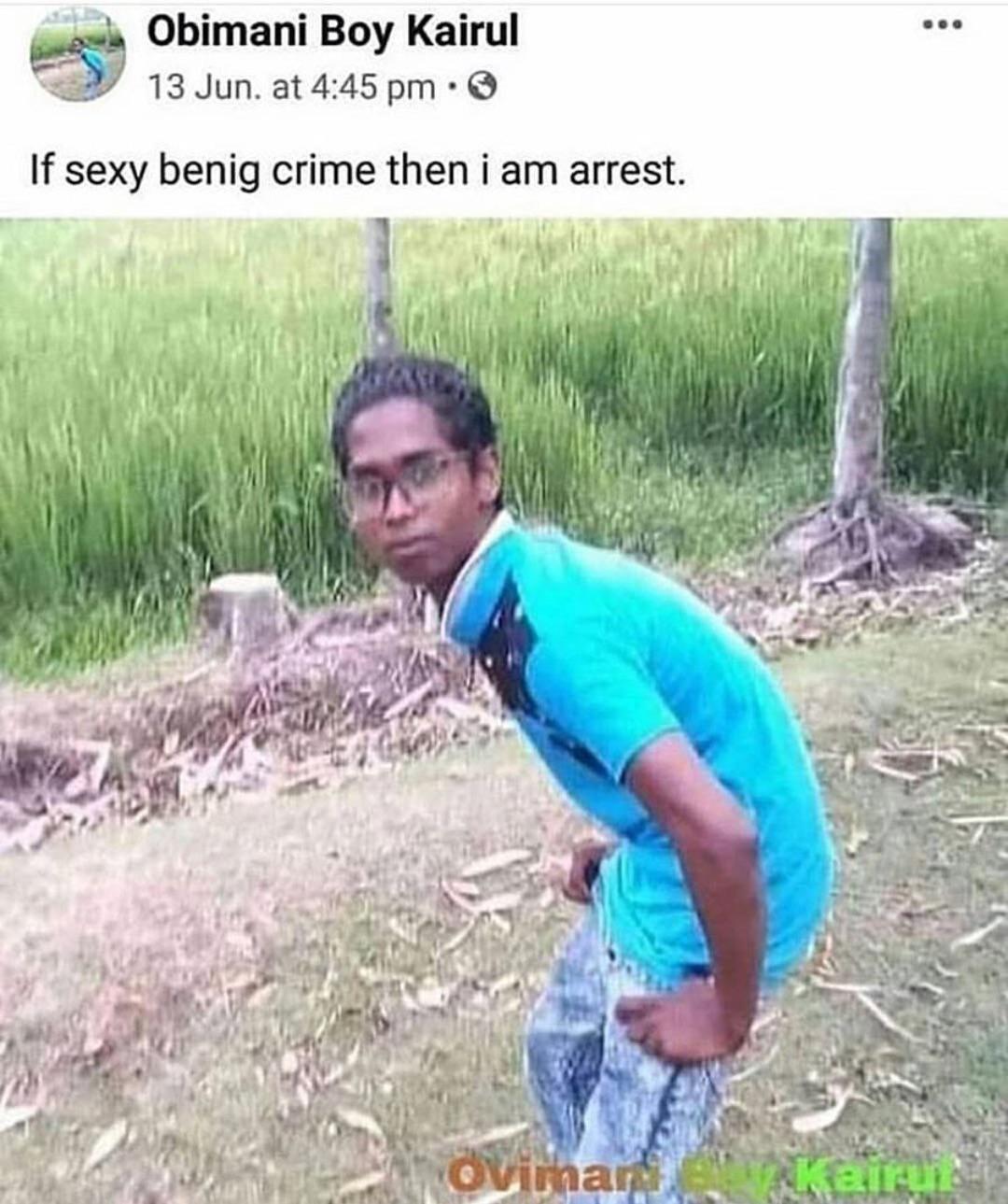 i am arrest - meme