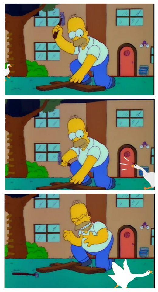 Untitled Simpsons meme