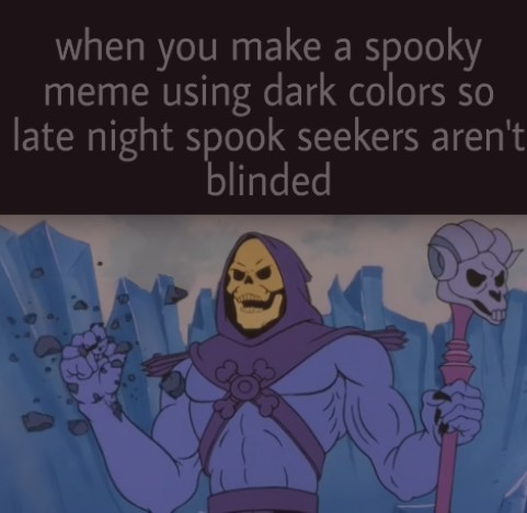 Spooktastic - meme