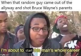 game ended - meme