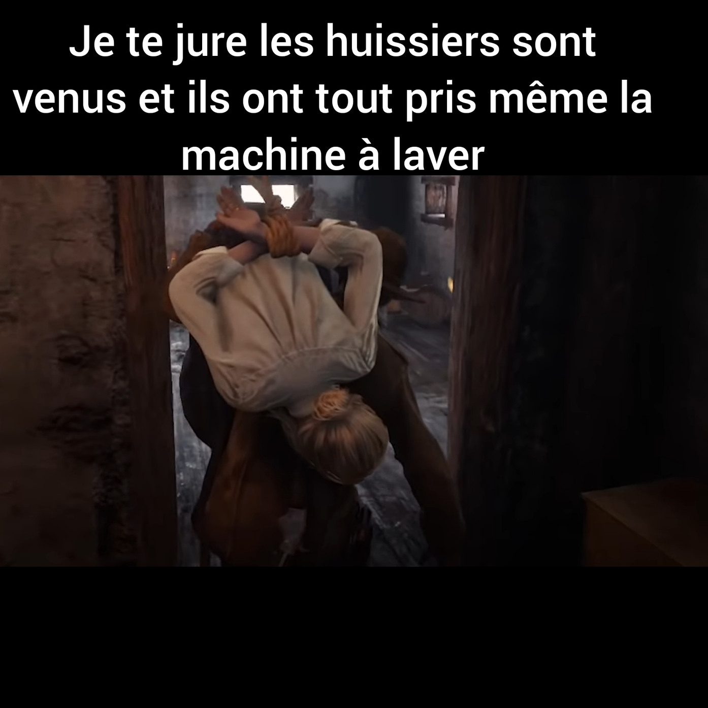 Putain de taxes - meme