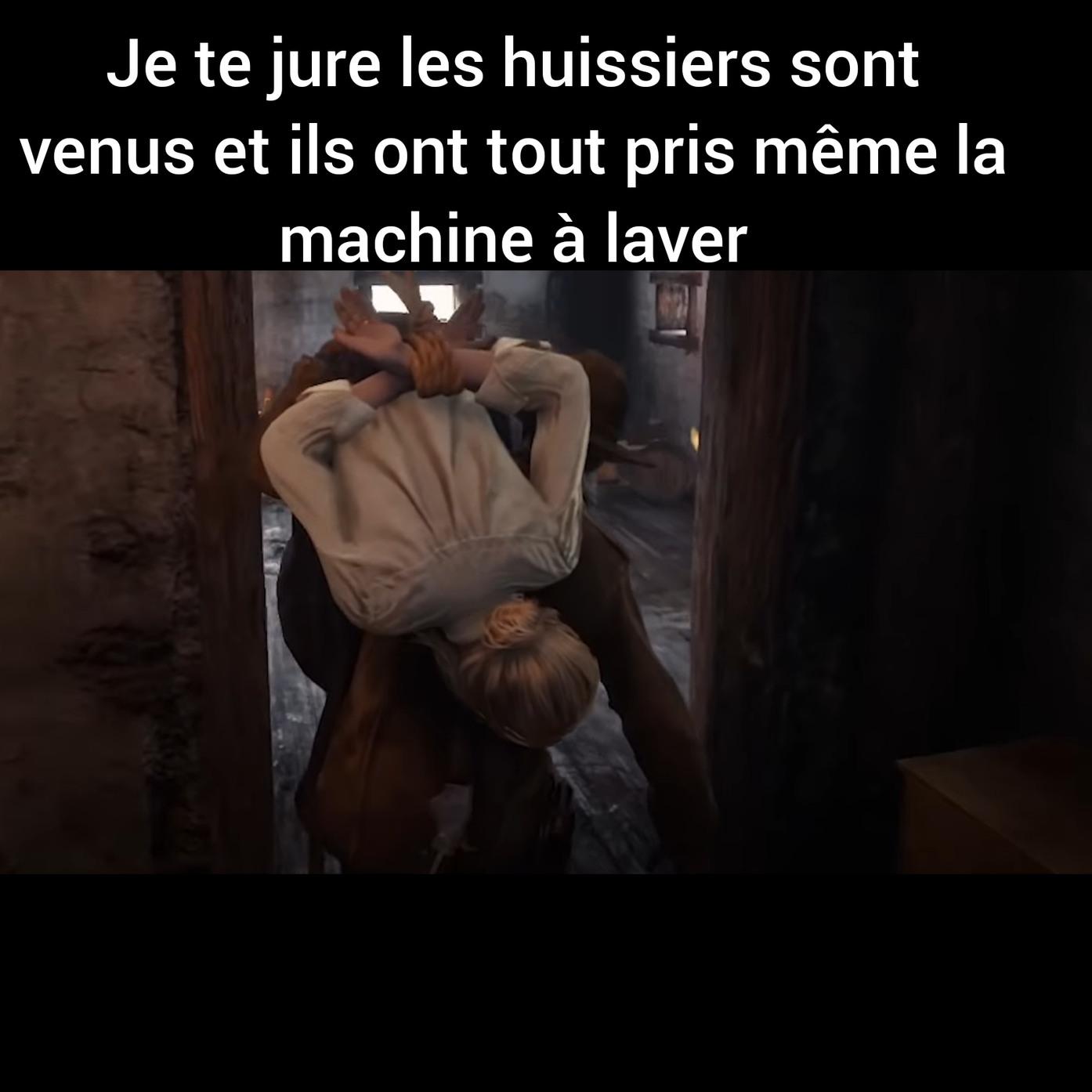 Putain de taxes - meme
