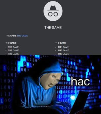 XD._. the game bro momento - meme