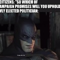 Campaign man bad.