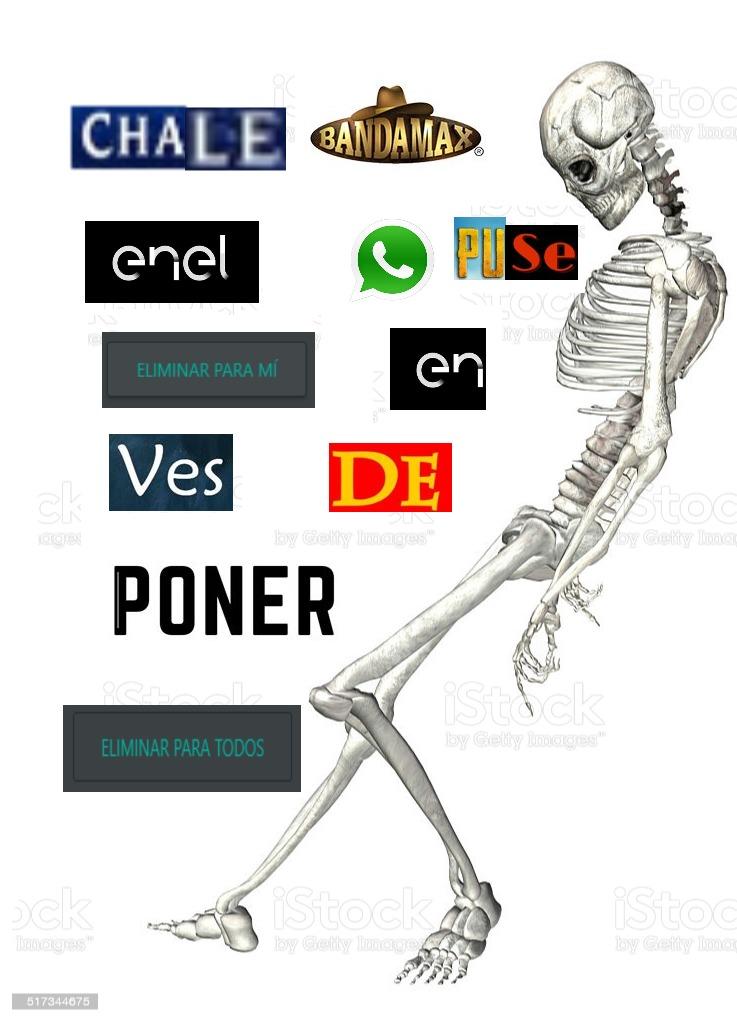 Chale :( - meme