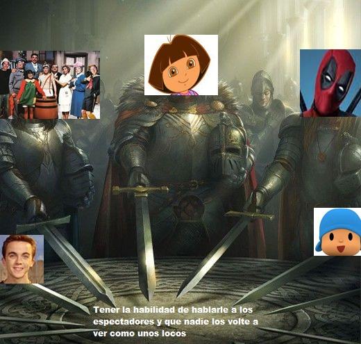 NO SE QUE PONER DE TITULO - meme