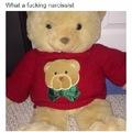 Self centered teddy