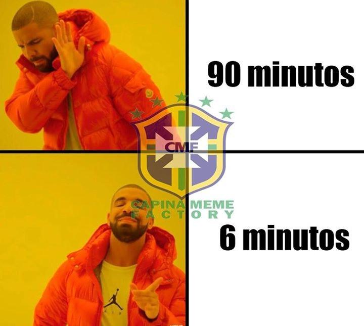 SANTO ACRÉSCIMO! - meme