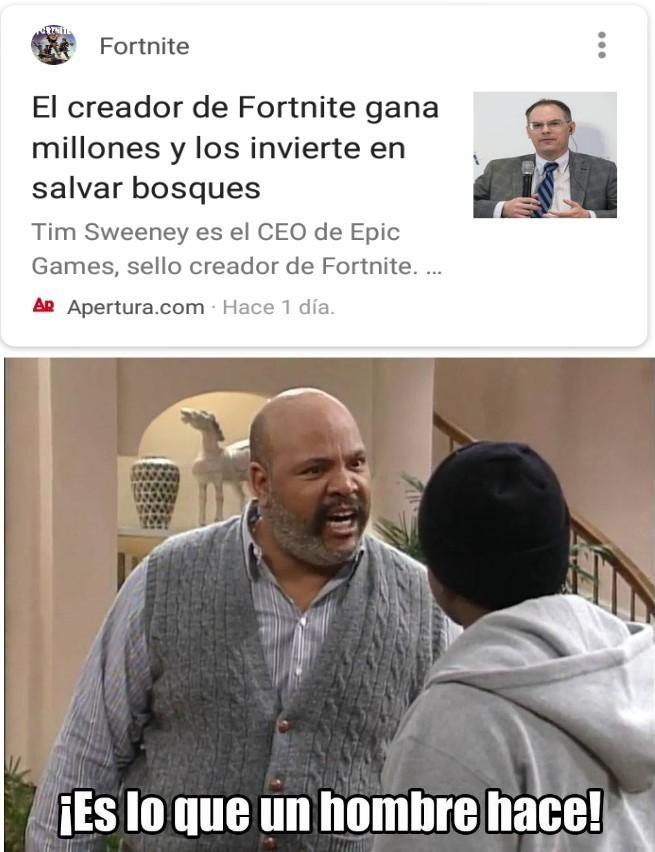 Hombre:v - meme