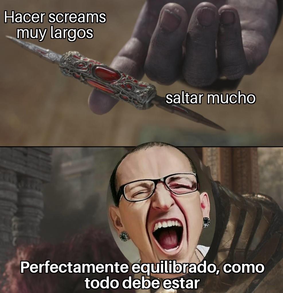 Lo normal - meme
