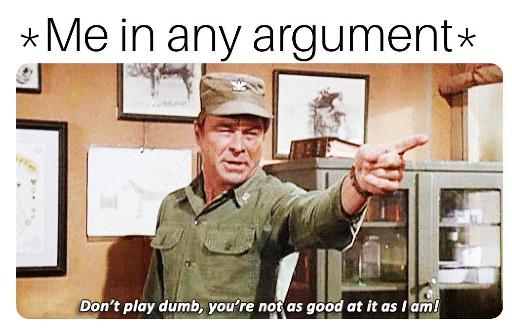 Colonel flagg - M*A*S*H - meme