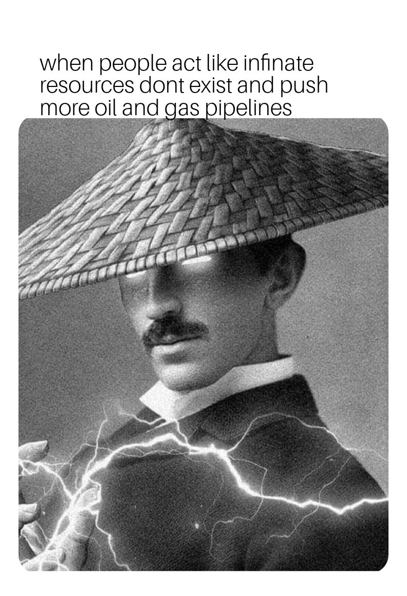 Angry Tesla - meme