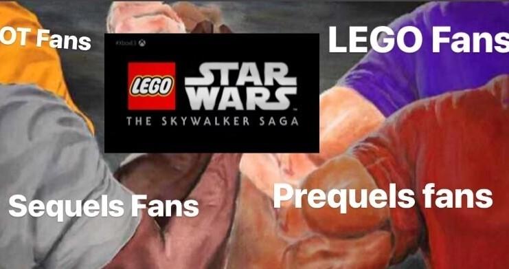 Lego vet - meme