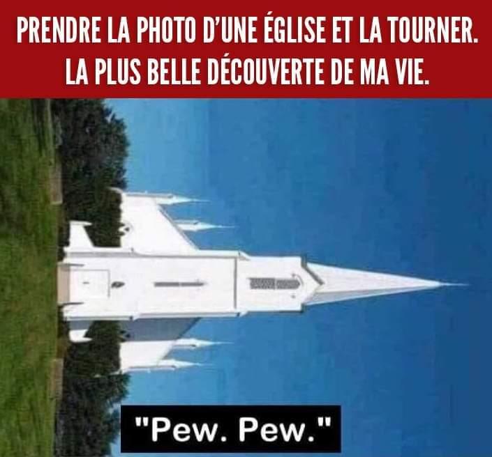 Pew ! - meme