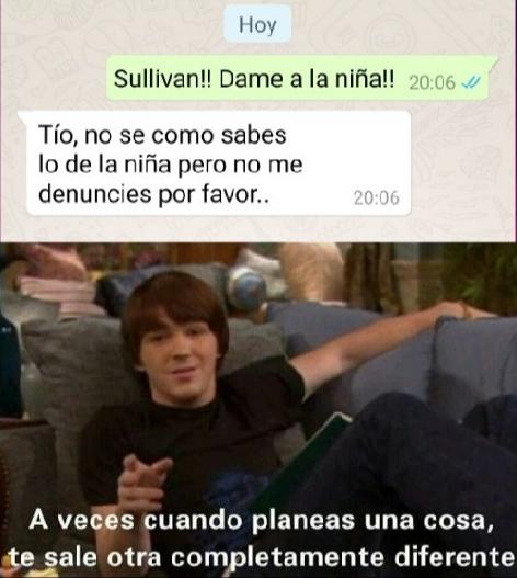 Sullivan - meme
