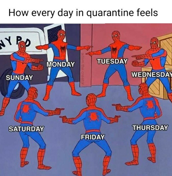 Can't wait for the weekend... - meme