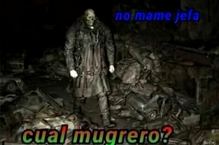 SI jefa - meme