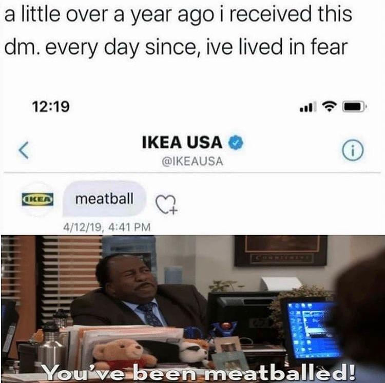 meatballed - meme