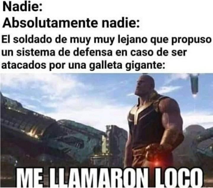 El chuek #2 - meme