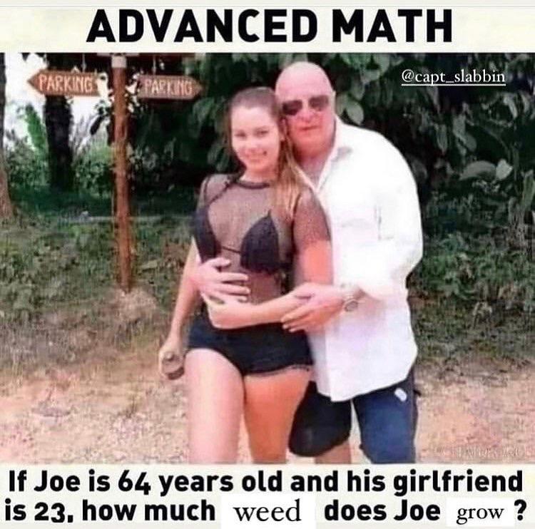 math broblems - meme