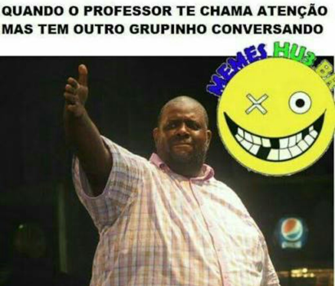 Poha professor :( - meme