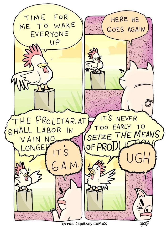 Communism has never been tried - meme