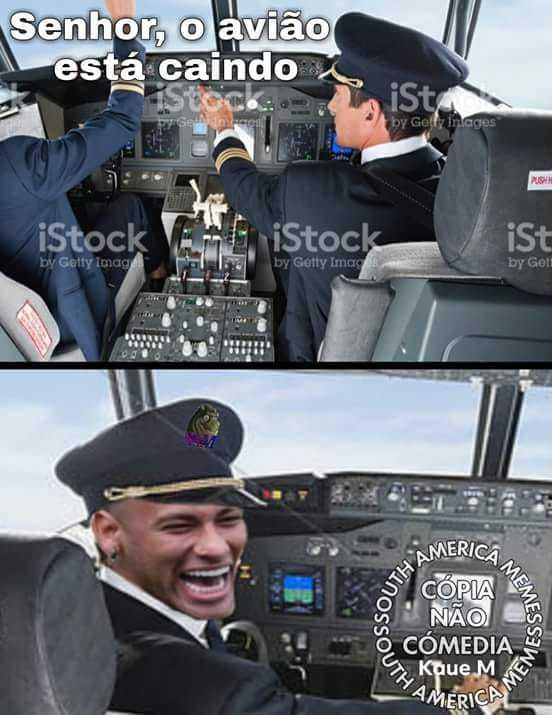 Neymar ator - meme