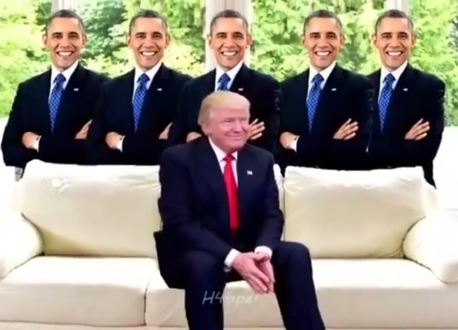 O muro do cu vai cair - meme
