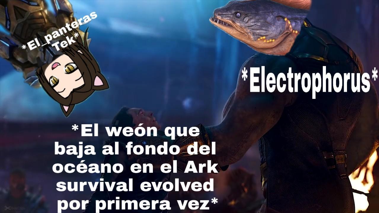 Alguien almenos juega Ark? :/ - meme