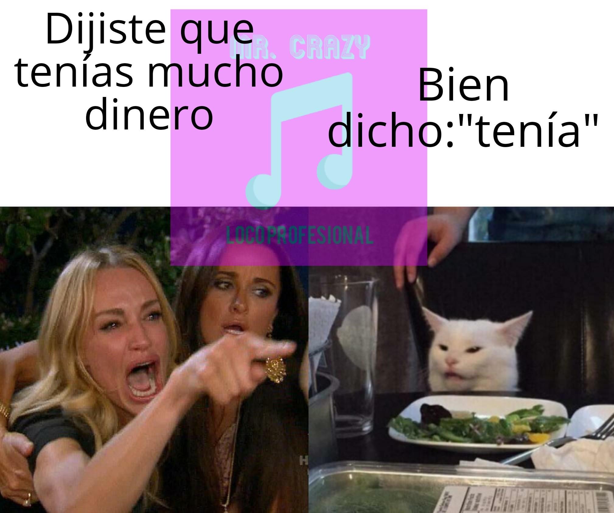 """Tenía"" - meme"