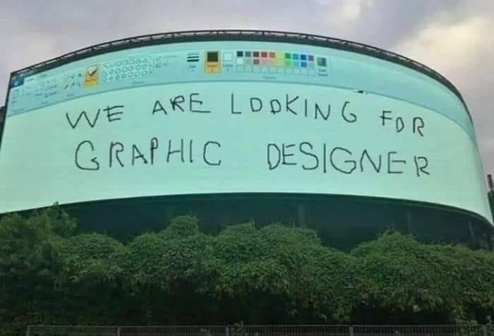 Wir lukin fr grafik desig - meme