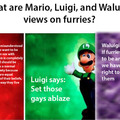 Ignore the Luigi and Waluigi