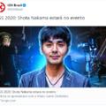 Tekomu Nakama também está confirmado.