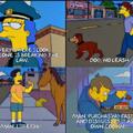 A random meme with Seymour Skinner, moving on
