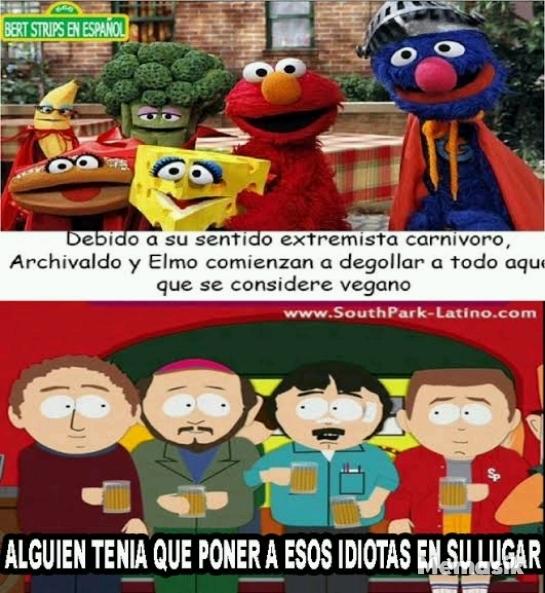 Elmo sabe dónde vives xd - meme