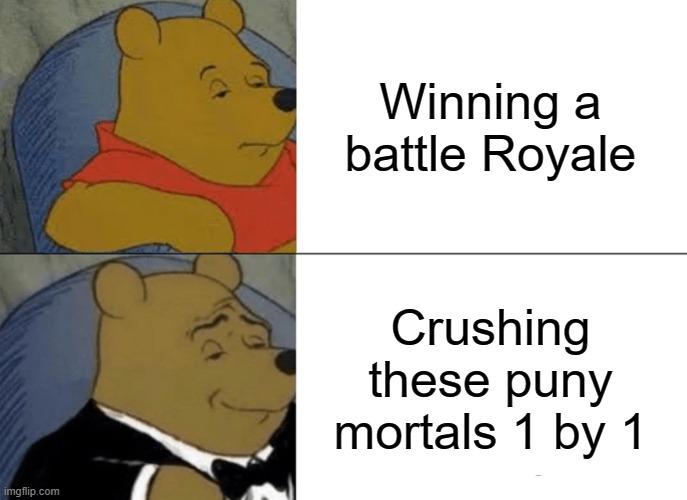 Fancy the pooh - meme