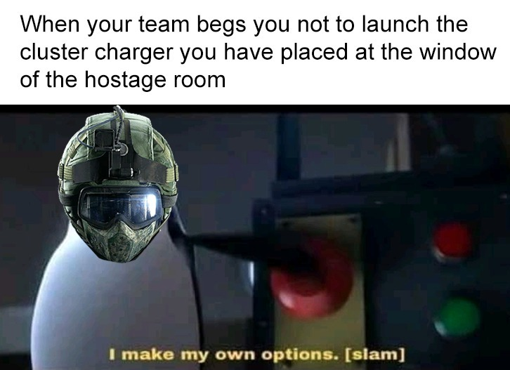 Any r6 players here? - meme