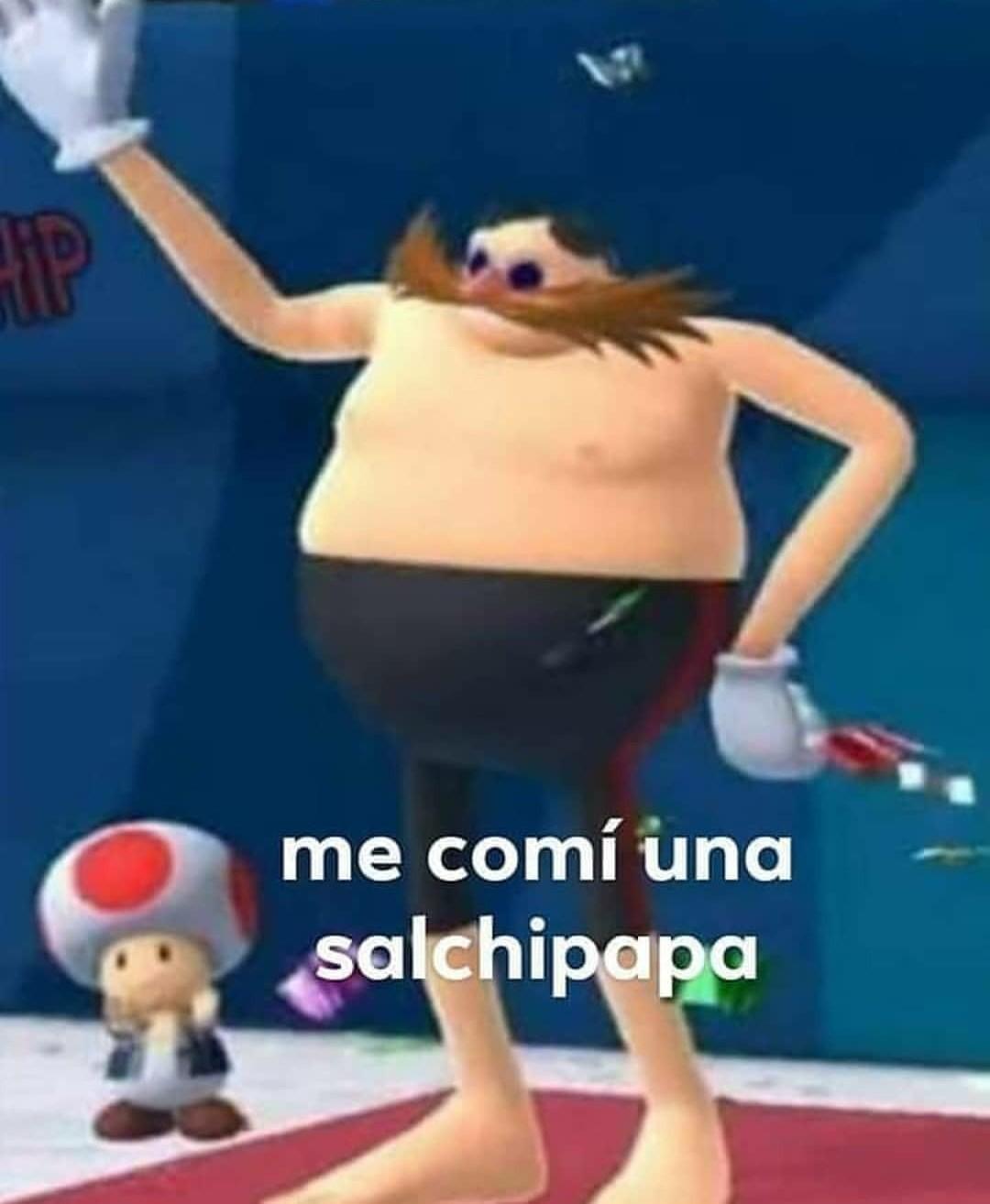 Watafak mi gente toad bailando - meme