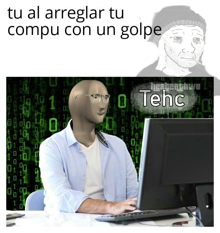 Tech - meme