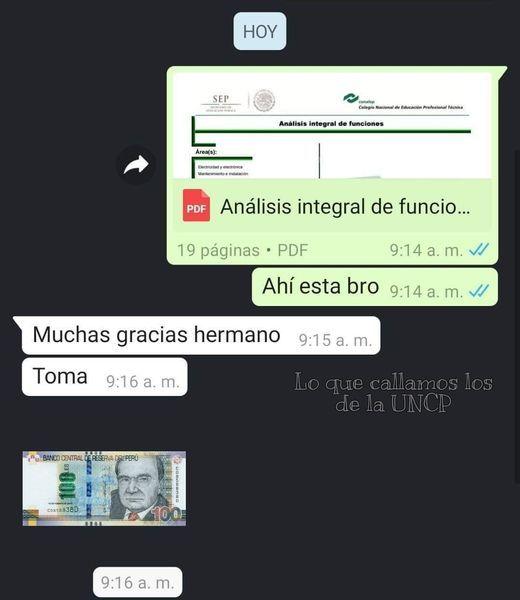 Peru momento - meme
