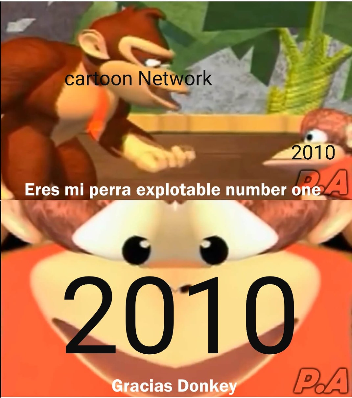 2010 buen año - meme
