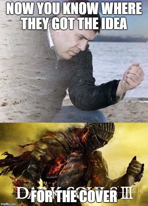 Dank Souls 3 - meme