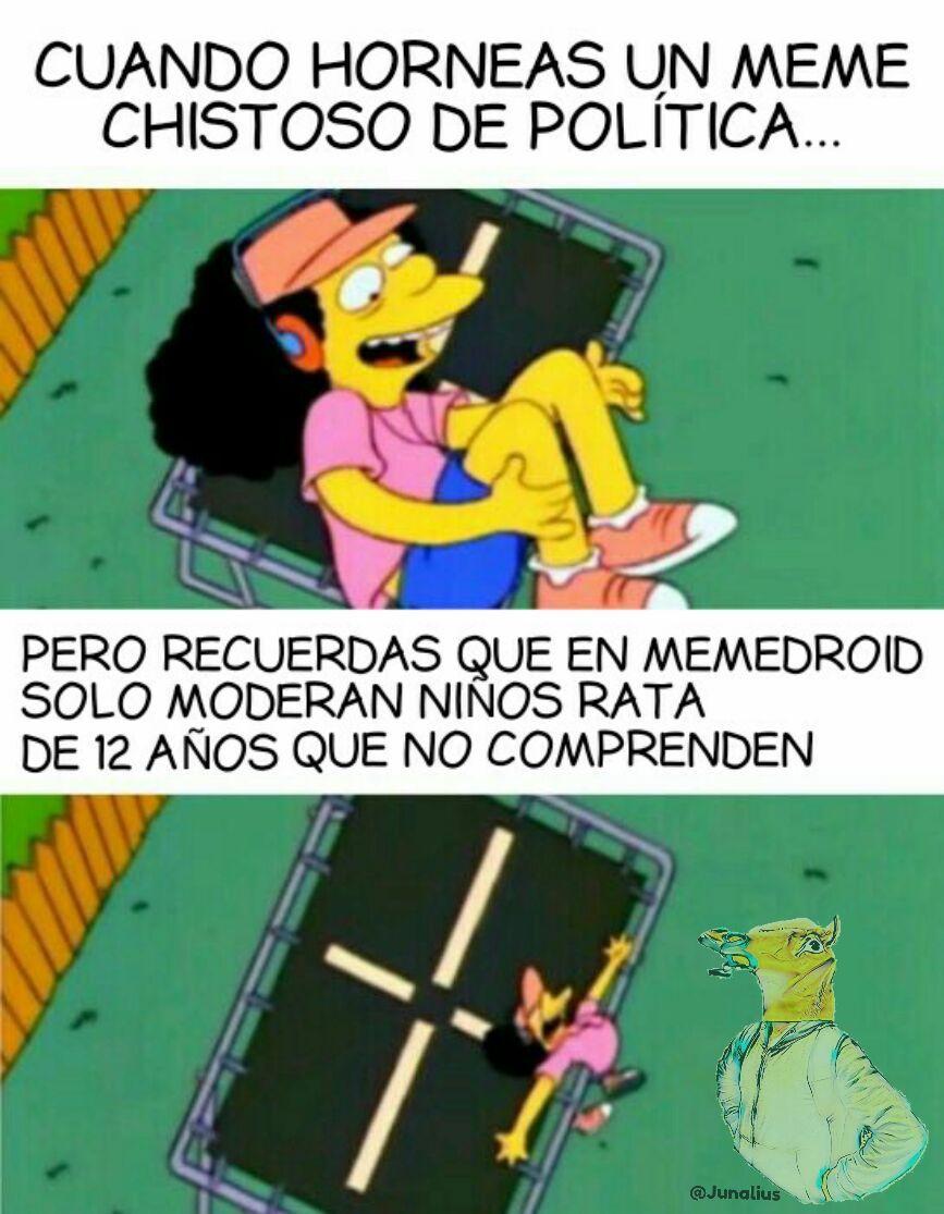 Moderadores... - meme