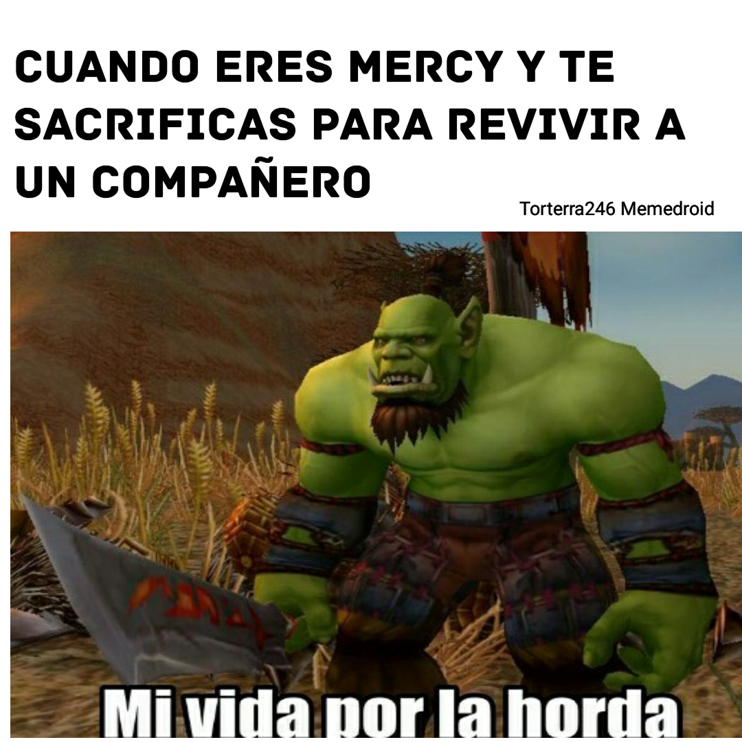 Los héroes nunca mueren - meme