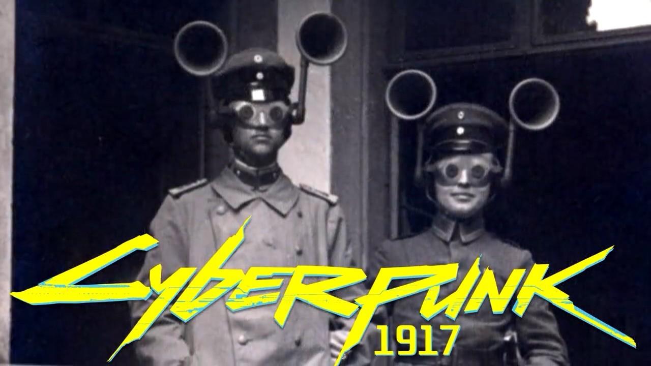 Cyberpunk - meme
