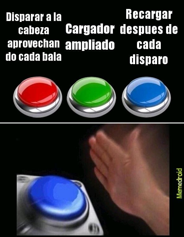 Recargas - meme