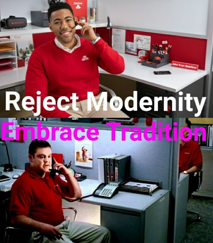 Affirmative action - meme