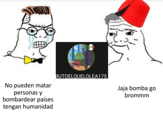 Bomba go bommrmmm - meme