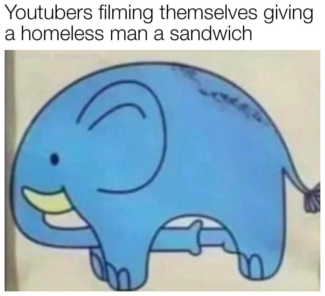 Namedrop them in the comments - meme